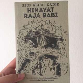 Fixi Retro - Hikayat Raja Babi