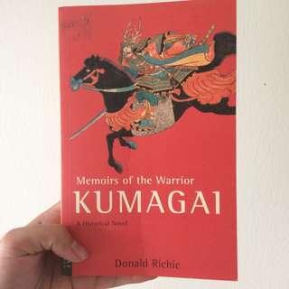 Memoirs Of The Warrior Kumagai