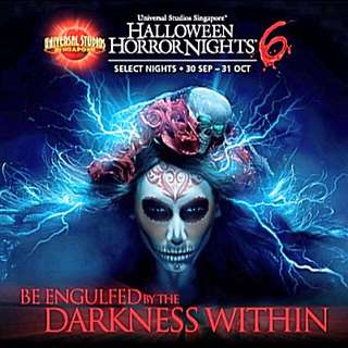 (Reserved HALLOWEEN HORROR NIGHTS 6 @ UNIVERSAL