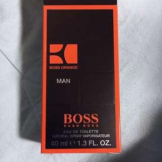 BOSS ORANGE MAN Fragrance