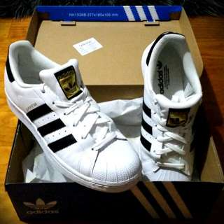 Adidas Superstar - Gold
