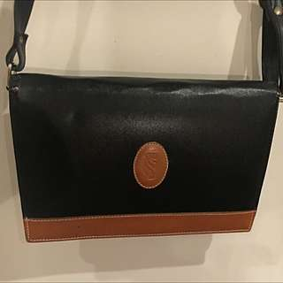 YSL Label Handbag