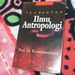 Pengatar Ilmu Antropologi (Prof. Dr. Koentjaraningrat)