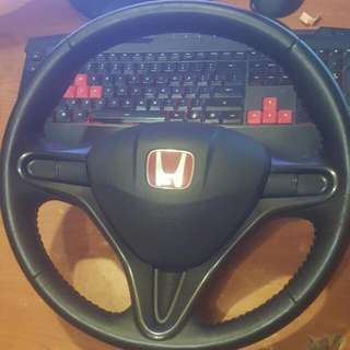 Honda Civic (FD2R) Steering Wheel