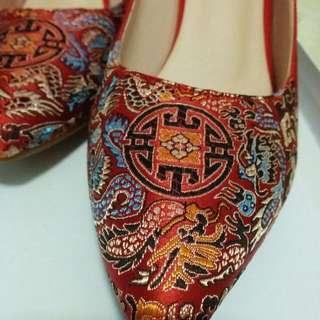 褂鞋36號