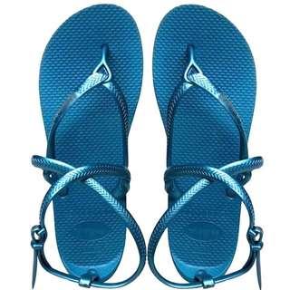 Havaianas 哈瓦士 羅馬涼鞋 交叉涼鞋