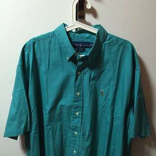 $40 DEAL TODAY ONLY // Authentic Polo Ralph Lauren Button Up Short Sleeve