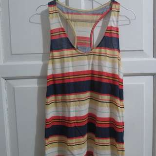 Stripes Tank Top (unbranded)