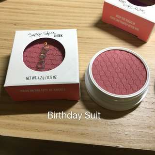 腮紅 Colourpop  Birthday Suit