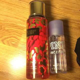 Victoria's Secret And Pink Perfume