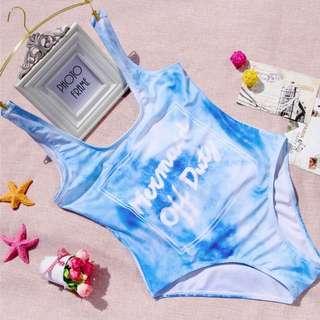 One Piece Swimsuit/ Monokini
