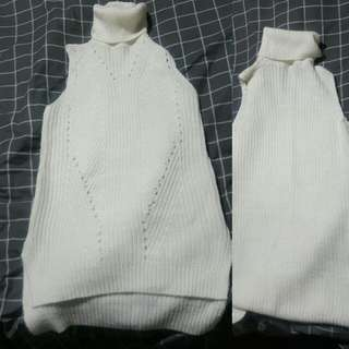 Ice Design Small Knit Top