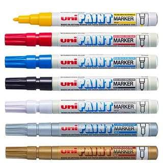 Unipaint Markers (READ DESCRIPTION)
