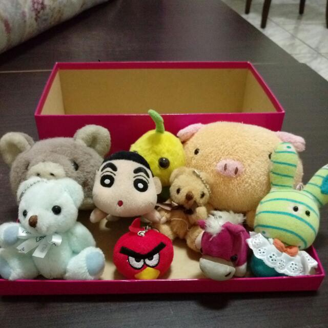 含運💥有人需要收集玩偶的嗎