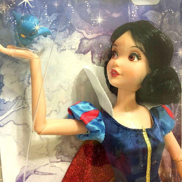 聖誕 禮物 美國 迪士尼 disney 現貨 白雪公主 公主 芭比 娃娃 Snow White