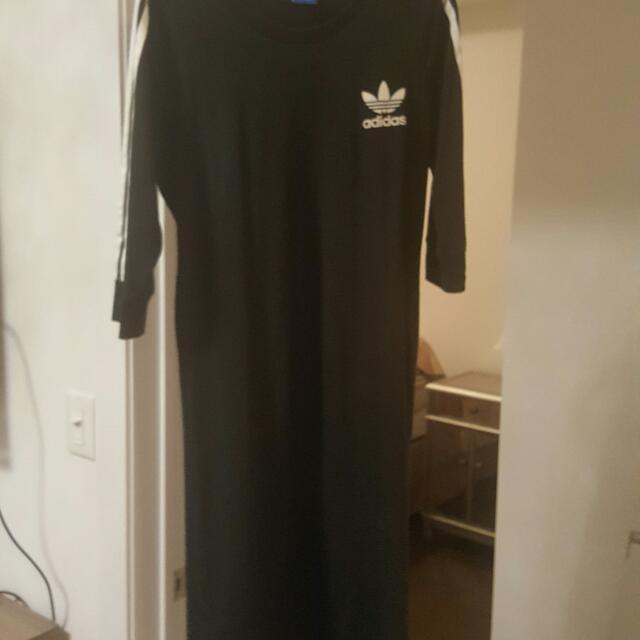 Adidas Bodycon Dress