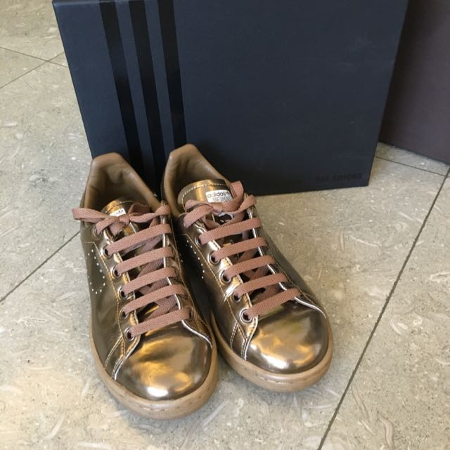 22c025220c37 Adidas Raf Simons Stan Smith In Copper
