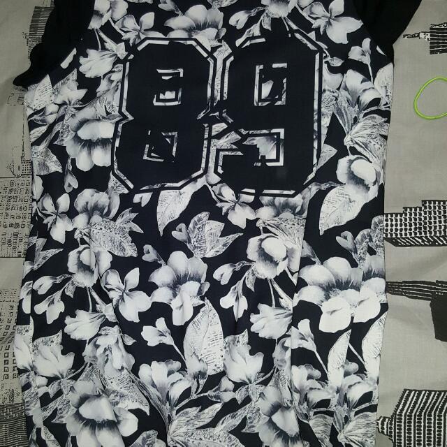 Ally T-shirt dress