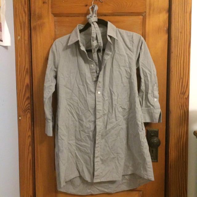 American Apparel Dress /shirt Size Xs/S