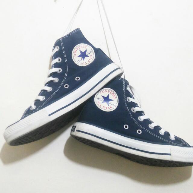 Authentic Chuck Taylor Shoes