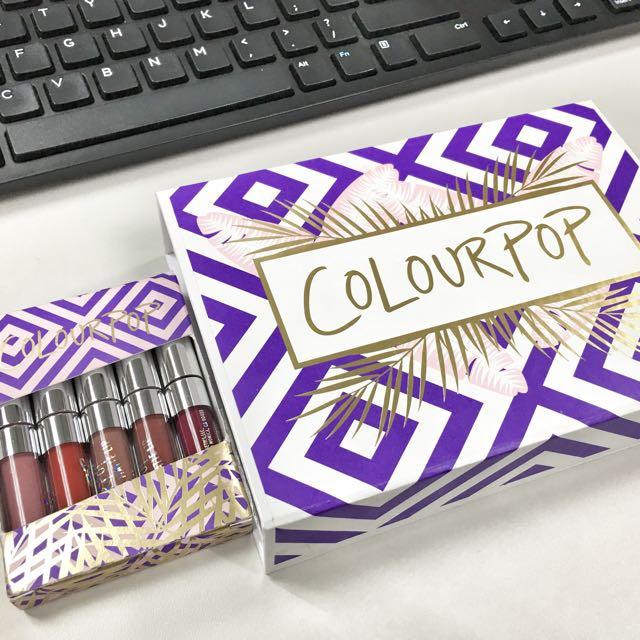Authetic Colourpop