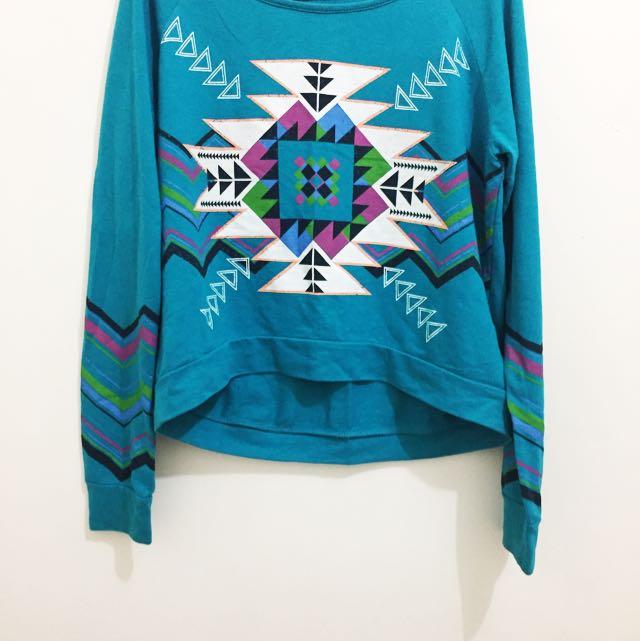 Aztec Pullover
