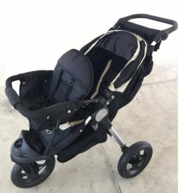 Baby Jogger City Elite Special Sports Limited Edition with FREE 2nd