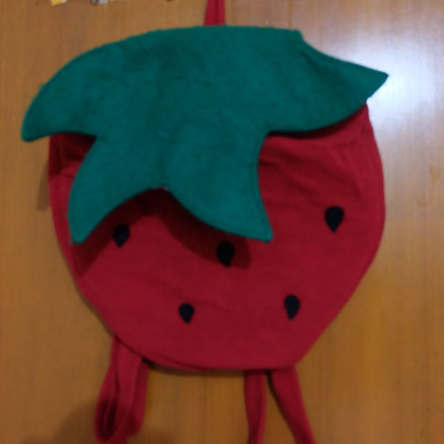 Backpack Strawberry