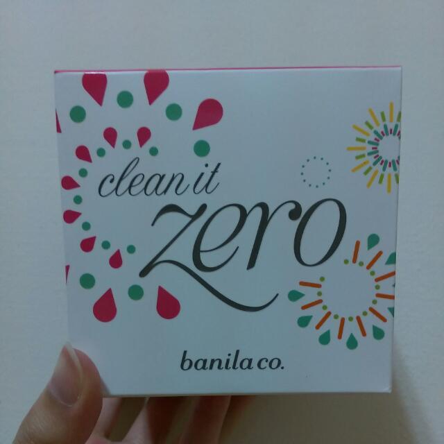 Banila.co. Zero 卸妝霜