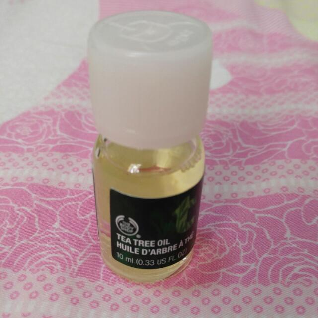 The Body Shop 茶樹油