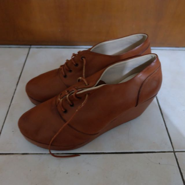 Boots Wedges