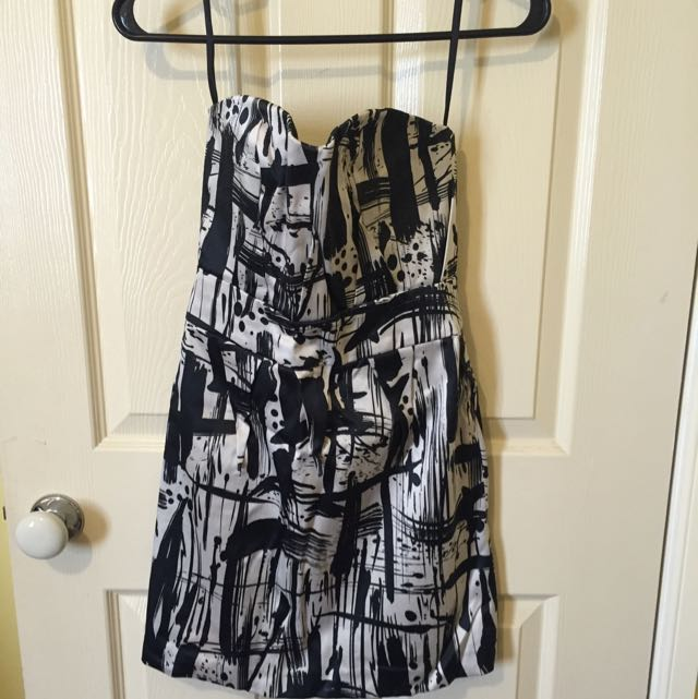 Camilla & Marc Monochrome Dress