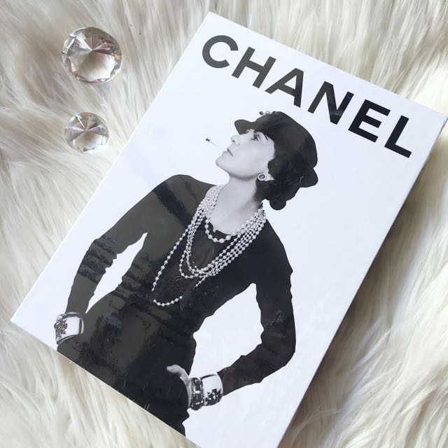 Chanel 3 Book Collection