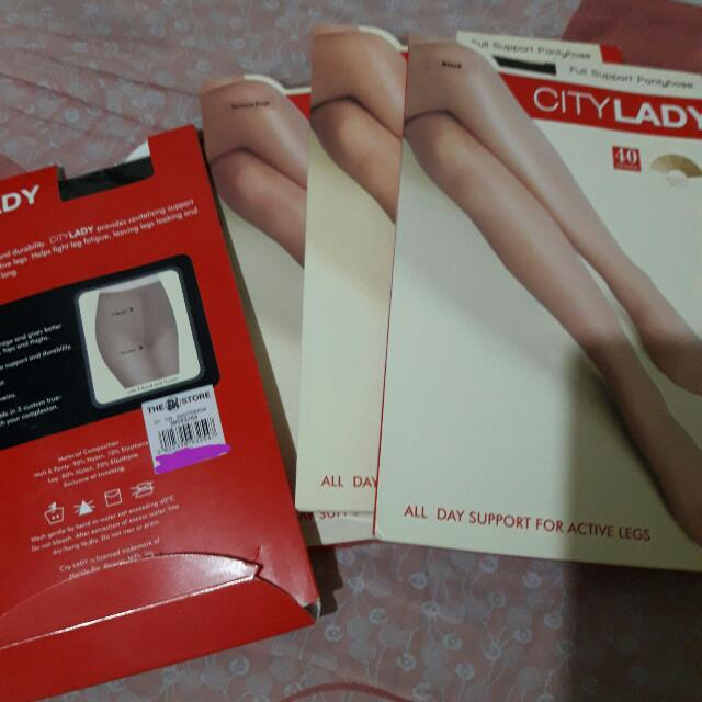 City Lady Stockings