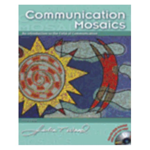 免運二手communication mosaics #教科書出清