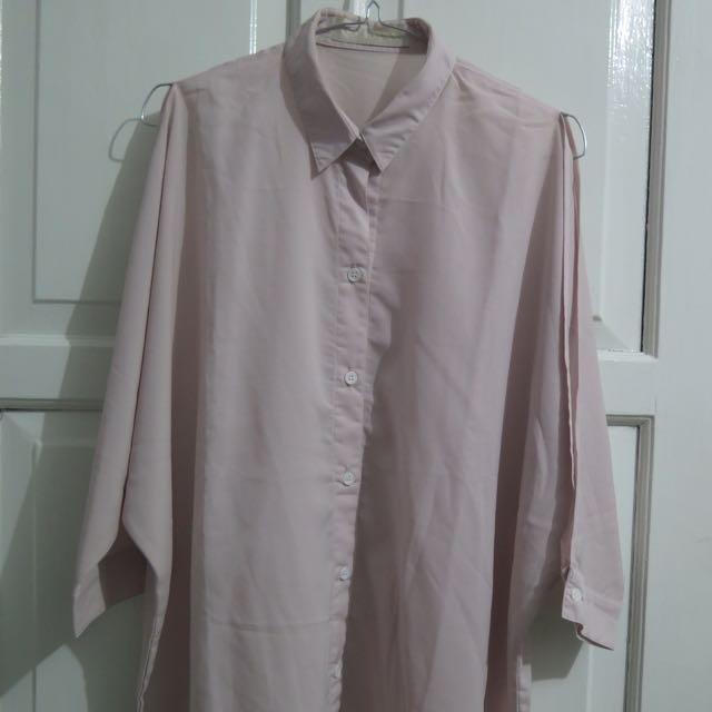 Cottonink Cutout Shirt