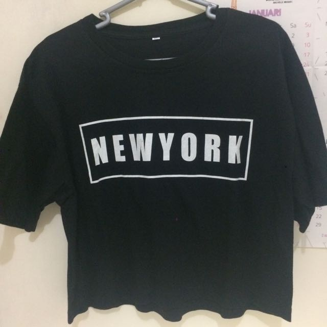 Crop top new york