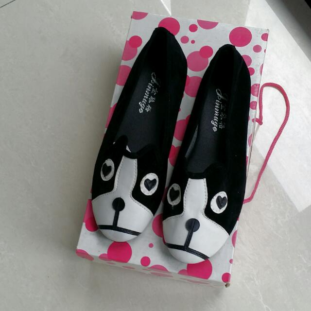 Cutey Flat Shoes