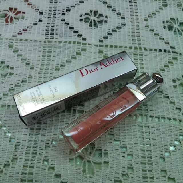 Dior癮誘魔力鏡光唇彩