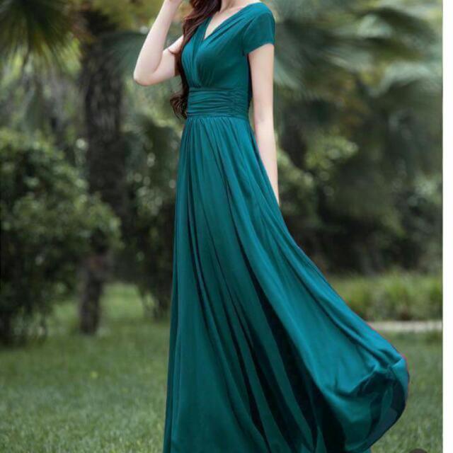 RESERVED Long Dress
