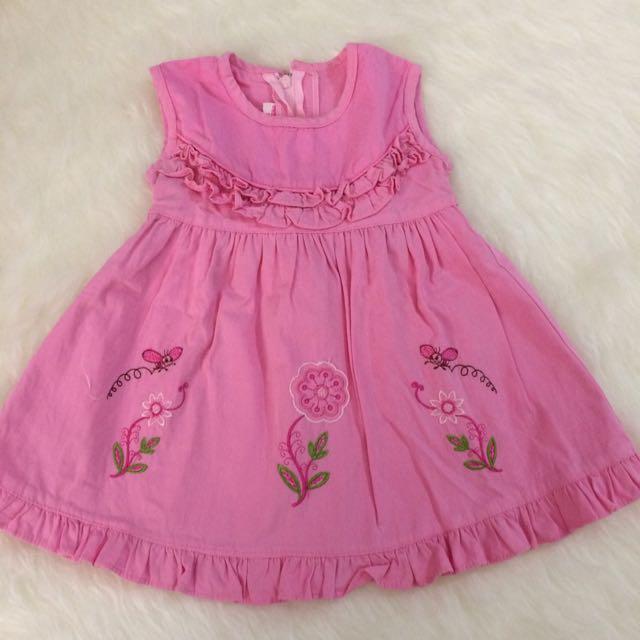 Dress Pink Nikita