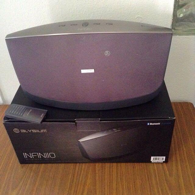 Elysium Infiniio Wireless Speaker