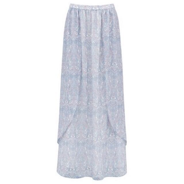 Evernew Maxi Skirt
