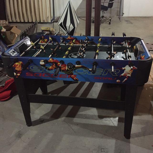 Foosball Table For Kids
