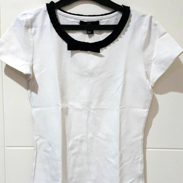 Forever 21 Top Ribbon