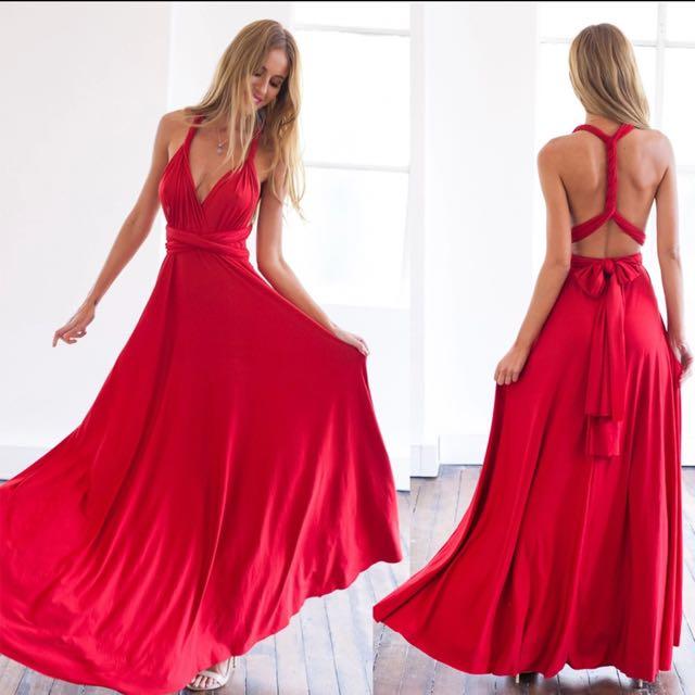 Formal Dresses! Multi Way!