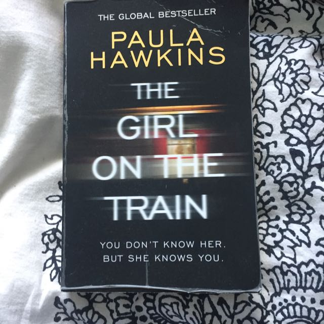 Sold pending Girl On The Train