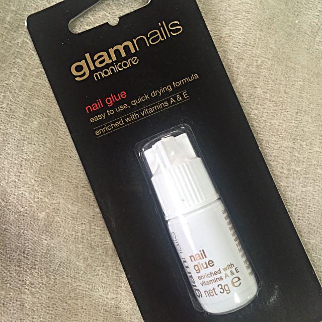 Glam Nails Nail Glue