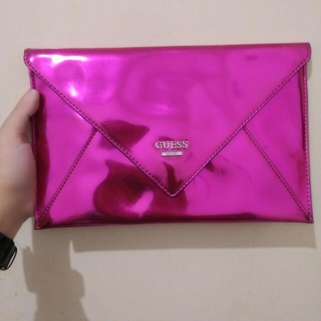Guess Candy Envelope Clutch
