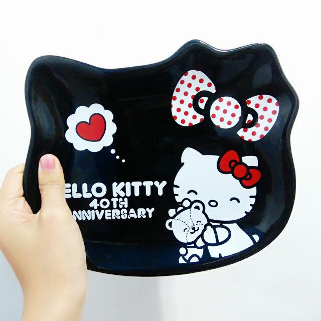Hello Kitty經典瓷盤